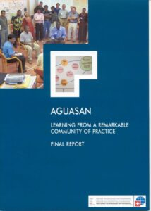Book Cover: Aguasan, Learning from a remarkable Community of Practice