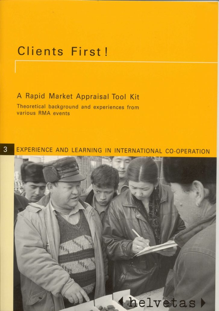 Book Cover: Clients First!