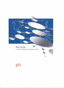 Book Cover: Work the Net (french version)