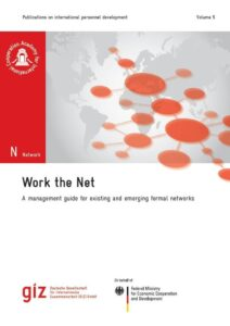 Book Cover: Work the Net (2nd Edition)