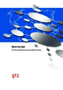 Book Cover: Work the Net (portuguese version)